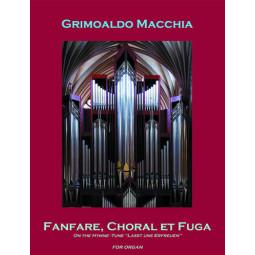 Fanfare Choral et Fuga (Vers. cartacea)