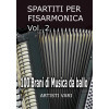 Spartiti per fisarmonica vol 2 (Play e Basi)