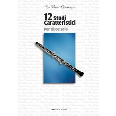 12 studi caratteristici per oboe solo