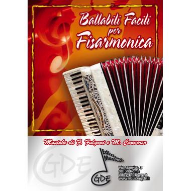 Ballabili Facili per Fisarmonica