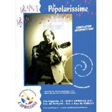 CD Le popolarissime di Fausto Fulgoni