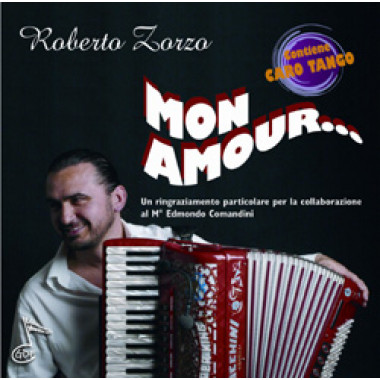 CD Mon Amour