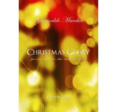 CHRISTMAS GLORY (Libro)