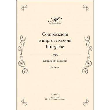 Composizioni e improvvisazioni liturgiche (Vers. Cartacea)