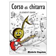 Corso di chitarra elementi base (Libro)