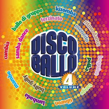 Discoballo vol 4 (CD)