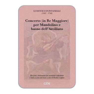 Fontanelli concerto in re maggiore (Vers. cartacea)