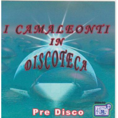 I Camaleonti in discoteca