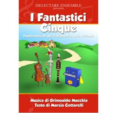I fantastici 5 (libro PDF + mp3)