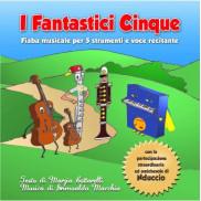I fantastici 5 CD