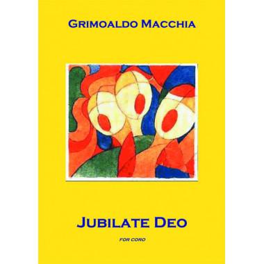 JUBILATE DEO (versione cartacea)
