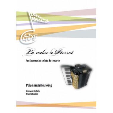 La Valse a Pierrot fisarmonica e bassi