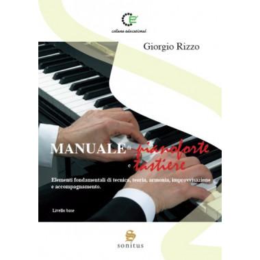 Manuale di Pianoforte e Tastiera (Libro)