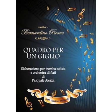 Quadro per un giglio (per tromba solista e orch. di fiati_PDF gratis)
