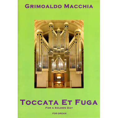 Toccata et fuga for a solemn day  (Versione cartacea)