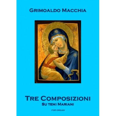 Tre composizioni (Vers. cartacea)