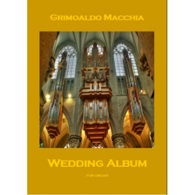 WEDDING ALBUM (Versione cartacea)